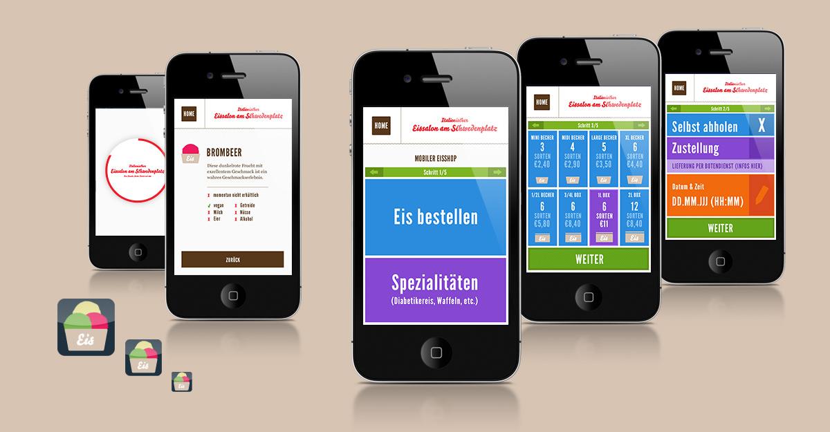 Eissalon Schwedenplatz App