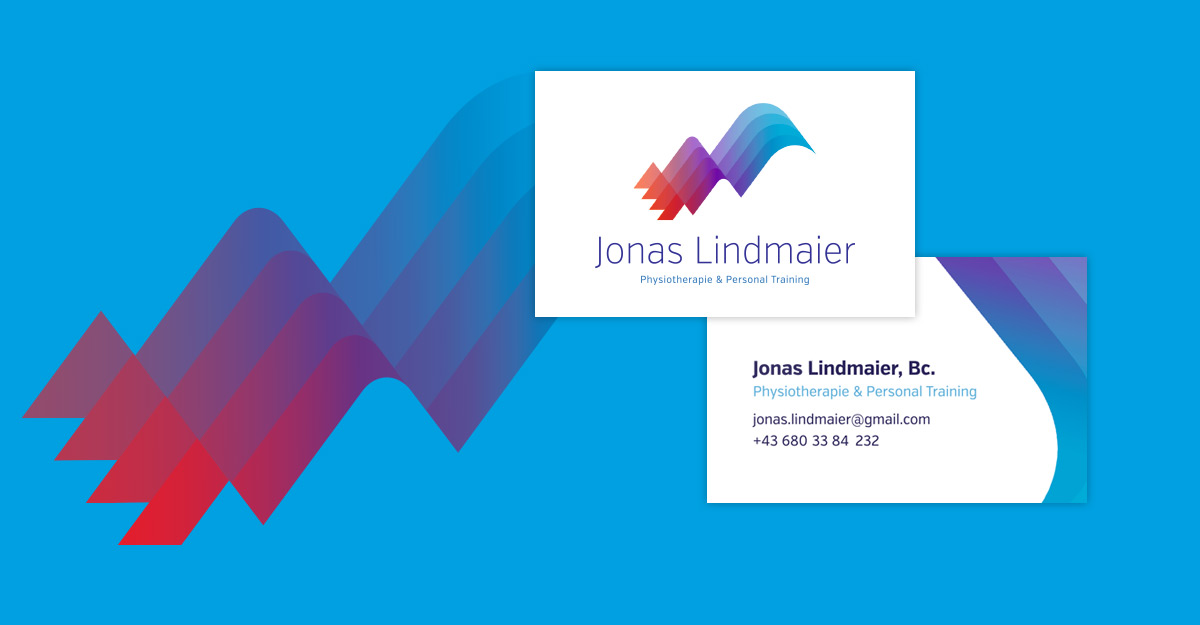 Jonas Lindmaier Corporate Design