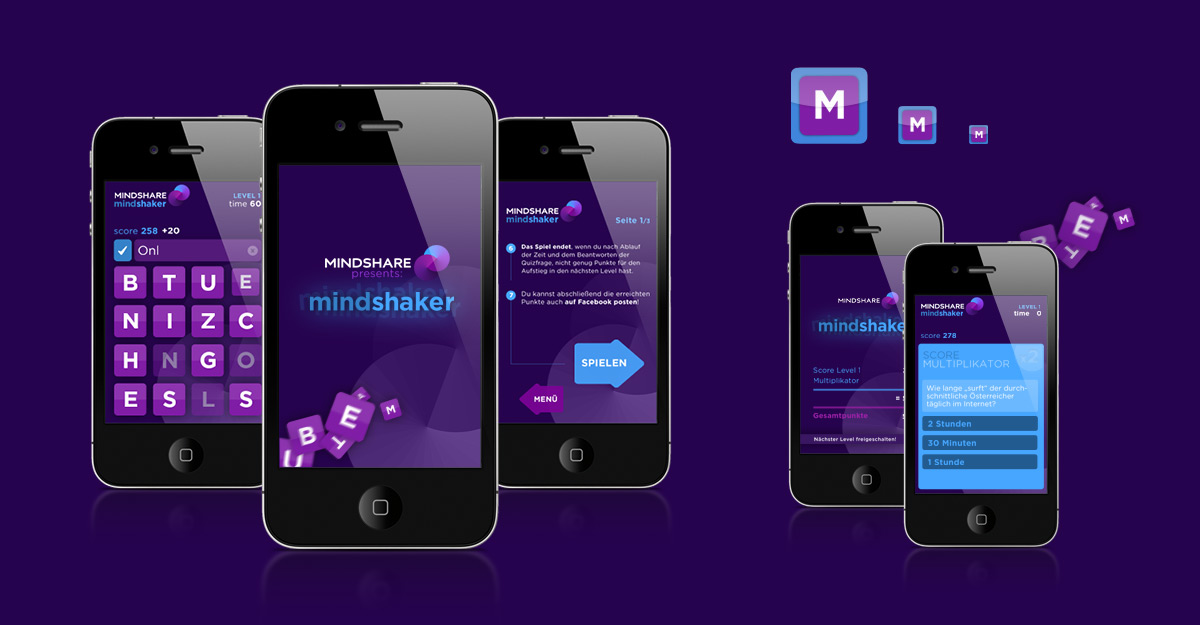 Mindshaker iPhone Game